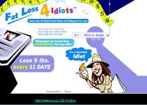Fat Loss 4 Idiots Program