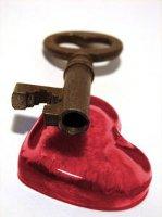 Key to Happy Thankful Heart