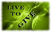 Live to Give a Secret to Abundant Living