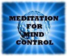 Christian Meditation For Mind Control