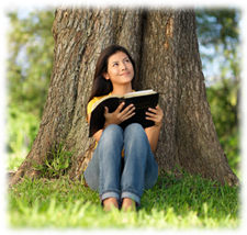 Biblical Meditation Affirmation