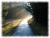 God's Blessings 4 Roads that Lead You There