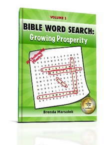 Bible Word Search: Growing Prosperity